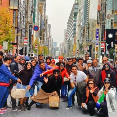 Street Walk, Tokyo
