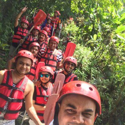 River Rafting, Bali